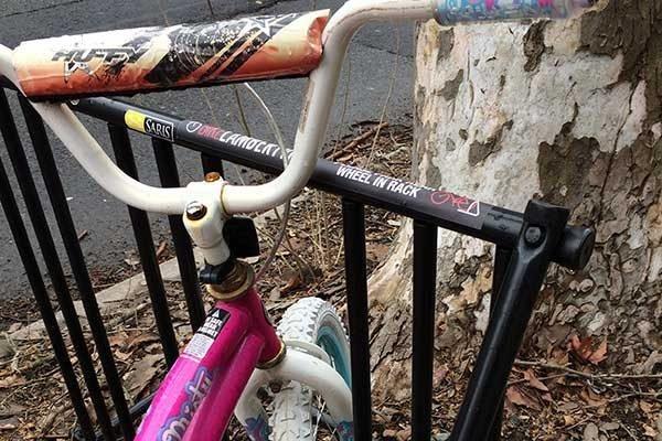 Bike Lambertville Bike Rack